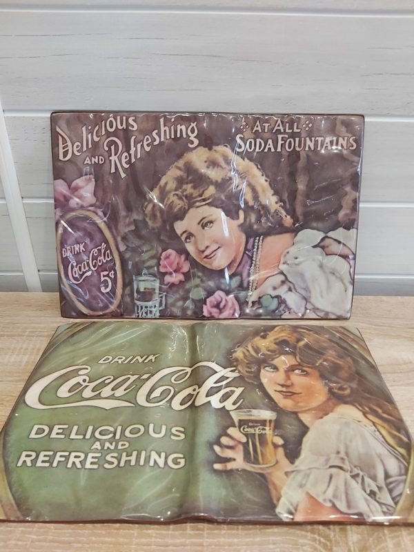 Lot sets coca cola 1